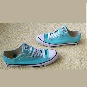 0f45923f2ca64d Converse Shoes - Converse All Star Chucks Oxford Sneaker Aruba Blue